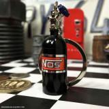 Breloc auto - Butelie N0S neagra