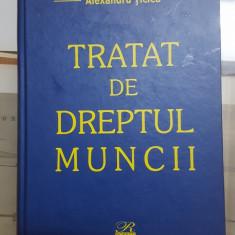 Alexandru Țiclea , Tratat de dreptul muncii, București 2006