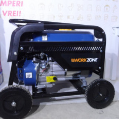 Generator curent pe benzina WORKZONE WWS-4TS, Generatoare uz general