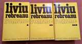 Romane. 3 Volume Editie cartonata, 1986 - Liviu Rebreanu, Alta editura