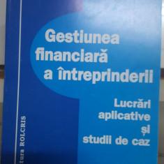 G. Vintilă și M. Vuță, Gestiunea financiară a întreprinderii, București 2000