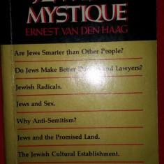 The Jewish mystique / Ernest Van den Haag