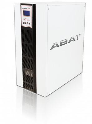 UPS ABAT 3345 trifazat-trifazat (3/3) 45 kVA Dubla Conversie (online) foto