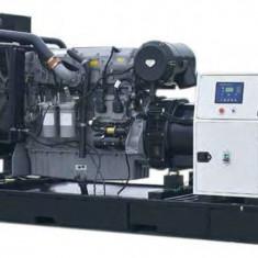 Generator curent electric (grup electrogen) ABAT 500 TI, motorizare Iveco, 500 kVA, diesel, trifazat, automatizare optionala