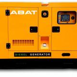 Generator curent electric ( grup electrogen ) ABAT 25 DWR, motorizare DeWerk, 25 kVA, diesel, trifazat, carcasa inclusa, automatizare optionala