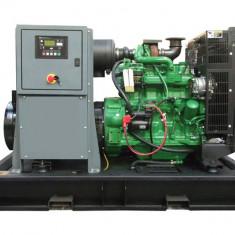 Generator curent electric (grup electrogen) ABAT 75 TJD, motorizare John Deere, 75 kVA, diesel, trifazat, automatizare optionala