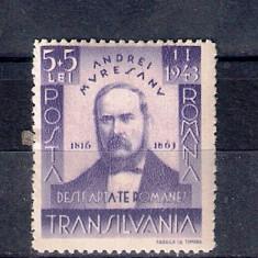 ROMANIA 1942 - ANDREI MURESANU - MNH - LP 149, Nestampilat
