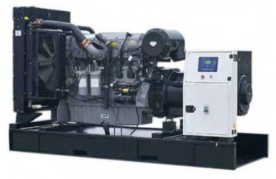 Generator curent electric (grup electrogen) ABAT 620 TI, motorizare Iveco, 620 kVA, diesel, trifazat, automatizare optionala foto
