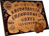 Tabla Quija spirit board lemn +cadou un set rune Viking, Christina Jewelry