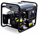 Generator de curent electric (Grup Electrogen) ABAT 3500E, putere 2,8 kVA, motor benzina, monofazat, pornire electrica