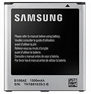 Acumulator Samsung B100AE S7392 S7390 S7270 ace 3 trend lite fresh original foto