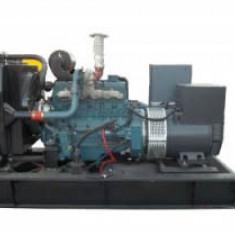 Generator curent electric (grup electrogen) ABAT 275 TD, motorizare Doosan, 275 kVA, diesel, trifazat, automatizare