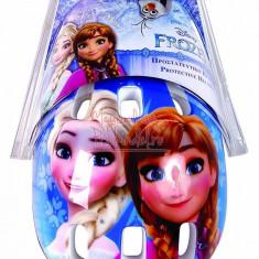 Casca LMI protectie Frozen pentru fete, +4 ani, 4-6 ani, Fata, Multicolor