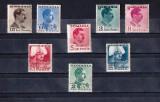 ROMANIA 1940 - UZUALE CAROL II - MNH - LP 140