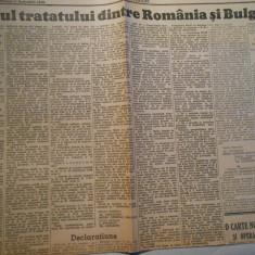 Ziarul Universul, rechizitoriul in procesul conducatorilor fostului PNT, 4 pag.