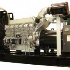 Generator curent electric (grup electrogen) ABAT 1650 TMI, motorizare Mitsubishi,1650 kVA, diesel, trifazat, automatizare optionala