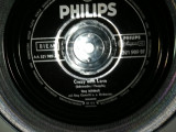 """GUY MITCHELL - SINGING THE BLUES (1958/PHILIPS/RFG) - disc VINIL Single """"7/NM"""