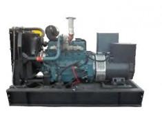 Generator curent electric (grup electrogen) ABAT 510 TD, motorizare Doosan, 510 kVA, diesel, trifazat, automatizare optionala foto