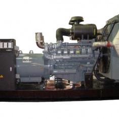 Generator curent electric (grup electrogen) ABAT 510 TM, motorizare Man, 510 kVA, diesel, trifazat, automatizare optionala