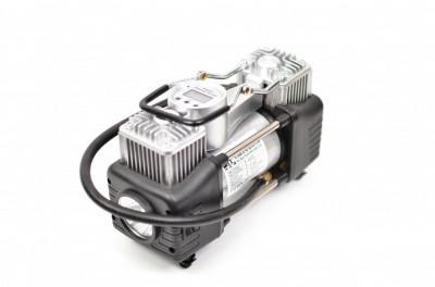 RESIGILAT - Set compresor auto cu doi cilindri, si Display, 12V (bricheta) - Camion, SUV 85/min - 6284X4 foto