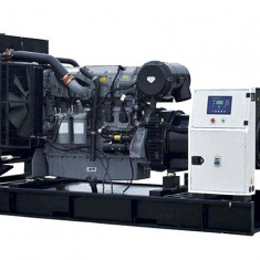 Generator curent electric (grup electrogen) ABAT 330 TI, motorizare Iveco, 330 kVA, diesel, trifazat, automatizare optionala
