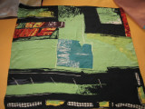 """Esarfa matase naturala """"abstract 65"""", Multicolor"""
