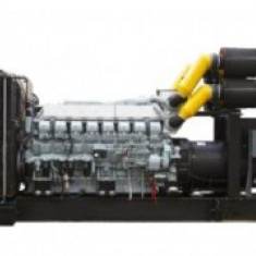 Generator curent electric (grup electrogen) ABAT 2250 TMI, motorizare Mitsubishi, 2250 kVA, diesel, trifazat, automatizare optionala