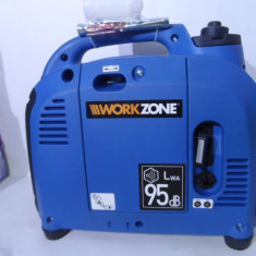 Generator-Invertor WORKZONE WWS-IGS 1800, Generatoare digitale