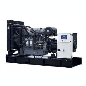 Generator curent electric (grup electrogen) ABAT 110 TI, motorizare Iveco, 110 kVA, diesel, trifazat, automatizare optionala