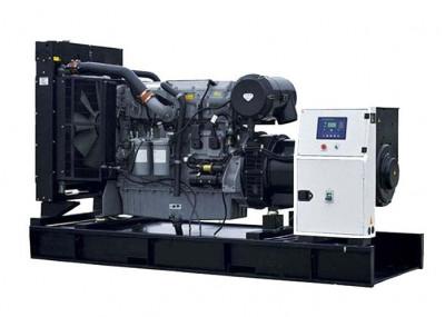 Generator curent electric (grup electrogen) ABAT 110 TI, motorizare Iveco, 110 kVA, diesel, trifazat, automatizare optionala foto