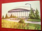 Ilustrata Colectia Posta Copiilor- Sala Palatului Bucuresti, Necirculata, Printata