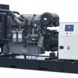 Generator curent electric (grup electrogen) ABAT 550 TI, motorizare Iveco, 550 kVA, diesel, trifazat, automatizare optionala