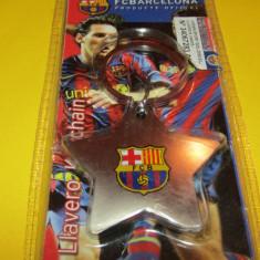 Breloc fotbal - FC BARCELONA (jucatorul XAVI)