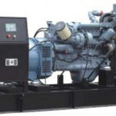 Generator curent electric (grup electrogen) ABAT 1000 TM, motorizare Man, 1000 kVA, diesel, trifazat, automatizare optionala