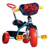 Tricicleta cu imprimeu Ultimate Spider-man, LMI, +18 luni, 12-24 luni, Fata, Multicolor