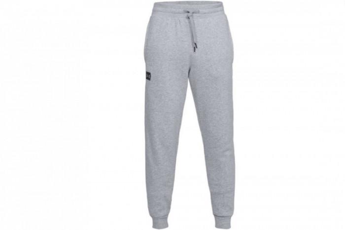 Pantaloni Under Armour Rival Fleece Joggers 1320740-036 pentru Barbati