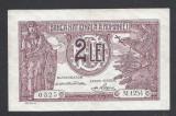 R126 2 lei 1938 aUNC