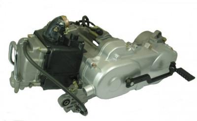 MOTOR COMPLET SCUTER CHINA 4T 80cc ROATA 10 foto