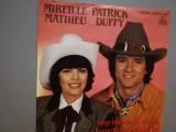 "MIREILLE MATHIEU & PATRICK DUFFY (1983/ARIOLA/RFG) - disc VINIL Single ""7/NM"