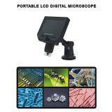 Microscop digital portabil, cu ecran LCD 4,3 inch, Marire 600X