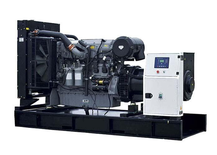 Generator curent electric (grup electrogen) ABAT 88 TIA, motorizare Iveco Stage III, 88 kVA, diesel, trifazat, automatizare optionala