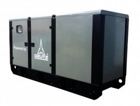 Generator curent electric (grup electrogen) ABAT 220 DZ, motorizare Deutz, 220 kVA, diesel, trifazat, automatizare optionala foto