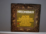 """JACKIE DeSHANNON - WHAT THE WORLD....(1979/UNITED/RFG) - disc VINIL Single """"7/NM, United Artists rec"""