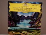 "GRIEG - PEER GYNT SUITE no 1 & 2 (1962/POLYDOR/RFG)- disc VINIL Single ""7/NM"