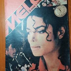 Revista melos anul 1,nr. 3 - iunie 1990 - revista pentru adolescenti