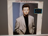 "RICK ASTLEY - TAKE ME TO YOUR HEART (1988/RCA/RFG) - disc VINIL Single ""7/NM, rca records"