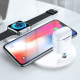 3 in 1 QI Wireless Charger