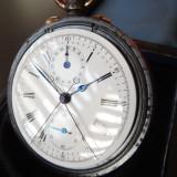 Raritate! ceas buzunar split chronograph rattrapante