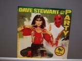 "DAVE STEWART - IT'S MY PARTY (1981/STIFF/RFG) - disc VINIL Single ""7/NM"