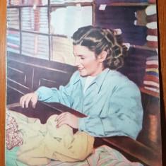 Femeia iunie 1952-alegerea lui gh. dej presdinte al  consiliului de ministri